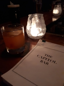 C bar old fashioned